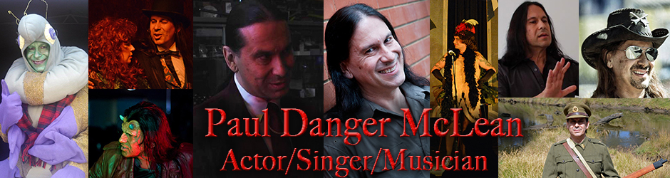 Paul Danger McLean